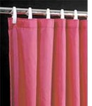 Nylon  200 Denier Shower Curtain