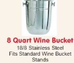 Wine Bucket - 8 Quart