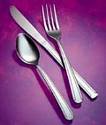 Dominion Stainless Steel Flatware - 12 PIECES per package