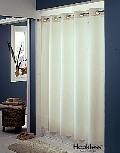 The Hookless® Shower Curtain - Plainweave Fabric