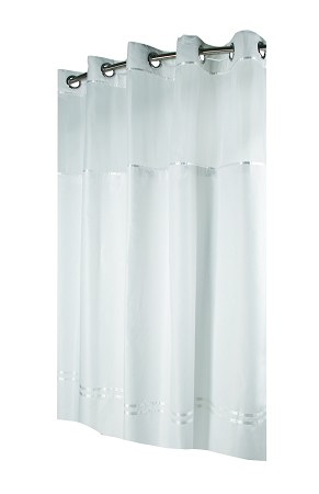 Escape Hookless Shower Curtain