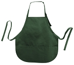 Sara AS3R Cotton twill apron