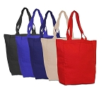 100% Cotton Susan Cotton Canvas Tote - 10 Ounce