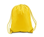 Nylon Drawstring Backpack - Small