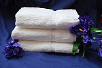 Thomaston Royal Suite Towels- 100% Cotton - Dobby Border - 27