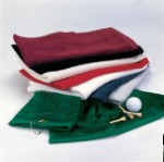 Deluxe Golf Towels - Colors - 16 x 24
