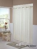 The Hookless® Shower Curtain - Englewood Fabric