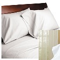 Percale T-250 - 1st Quality Pillowcases Standard/Queen