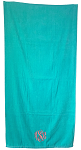 30x60 velour, 10.5# , color aqua