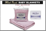 Mink Touch Baby Blankets