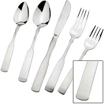 Houston  Stainless Steel Flatware - 12 PIECES per package