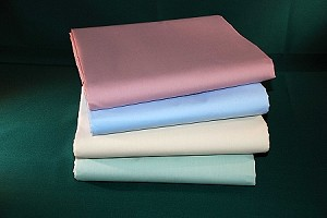 Percale T-180 - 1st Quality TWIN FITTED Sheets IN Beige 39x80x9