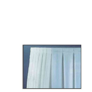 Tableskirting Box Pleat - PRICED PER FOOT