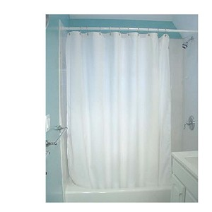 Nylon Shower Curtain heavy weight woven at 200-denier