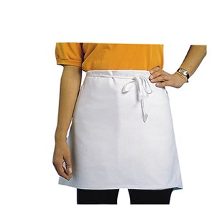 White Bib Aprons / Lot of 1 Dozen