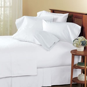 Percale T-200 - 1st Quality King Pillowcases