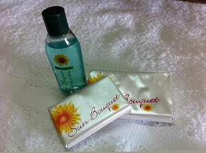 Sun Bouquet Economy Guest Bar Soap-3/4 oz