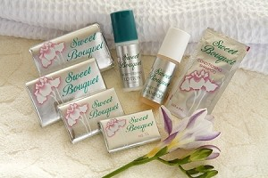 Sweet Bouquet Economy Guest Soap Bar