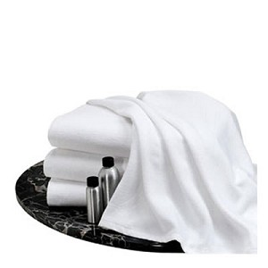 Domestic Quality White Hand Towels  1st Quality