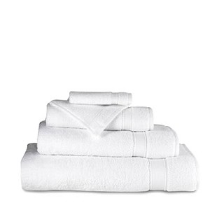 Imported White Hand Towels - 15 x 25